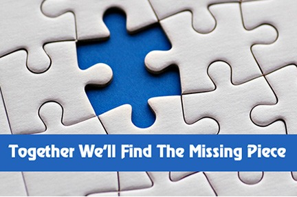 We are the missing piece