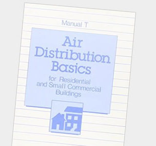 Manual T - Air Distribution Basics