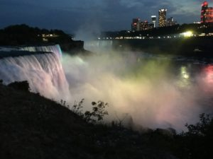 Niagara Falls – USA Side