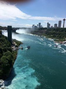 Niagara Falls – Almost to Canada