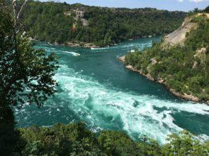 Niagara Falls – Canada Side – Prettier & nicer than USA side